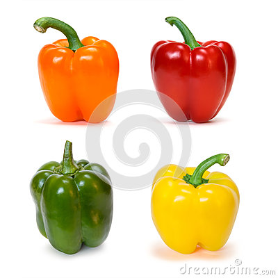 Free Bell Peppers Royalty Free Stock Images - 29695769