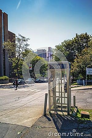 Free Bell Public Telephone Stock Photo - 78046680