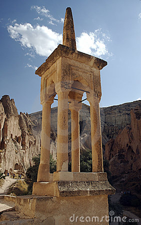 Bell Tower at Cappadocia