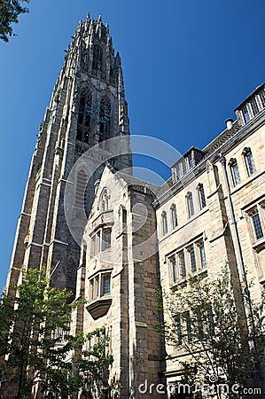 Bell Tower, Ivy League School