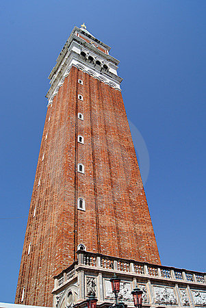 Bell Tower of San Marco...