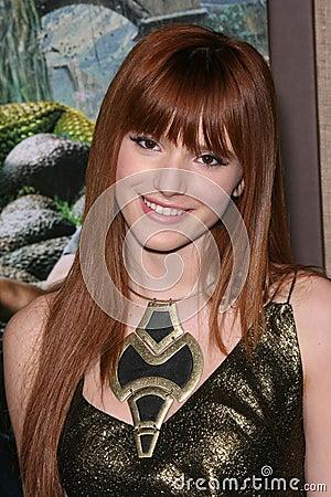 Bella Thorne Editorial Stock Photo