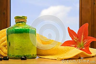 Belladonna lily spa