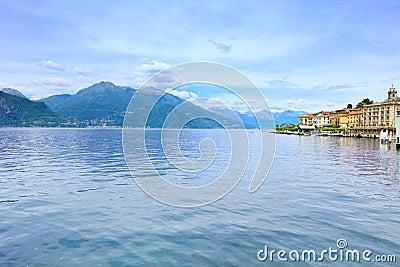 Bellagio town, Como Lake district Italy, Europe.