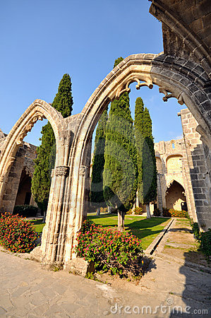 Bellapais Abbey, Kyrenia