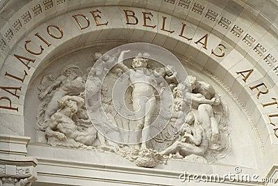 Bellas artes facade