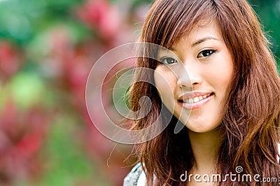 Stili di trucco per donne asiatiche