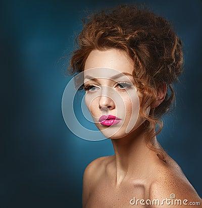 La pigmentation sur la personne comme se délivrer la photo