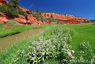 Belle Fourche River - Wyoming