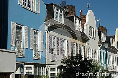 Belle rue à Londres 2.