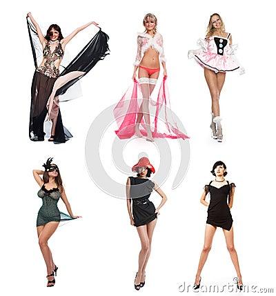 Belles filles six