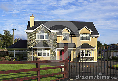 belles maisons de campagne r sidentielles en irlande photo. Black Bedroom Furniture Sets. Home Design Ideas