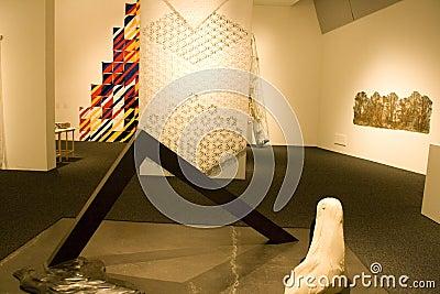 Bellevue Arts Museum Editorial Image