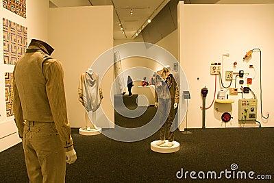 Bellevue Arts Museum Editorial Stock Photo