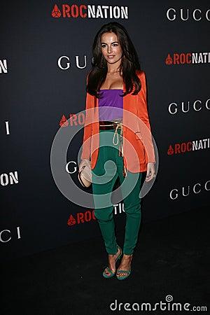 Belleza de Camila Fotografía editorial