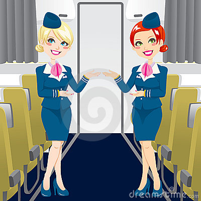 Bello Stewardess