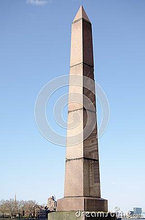 Bellot Memorial, Grenwich