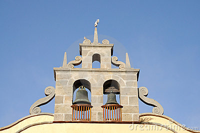 Bells of the Arona Church, Tenerife