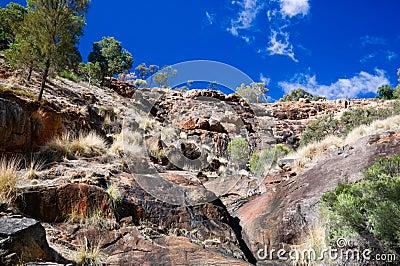 Bells Canyon nature reserve