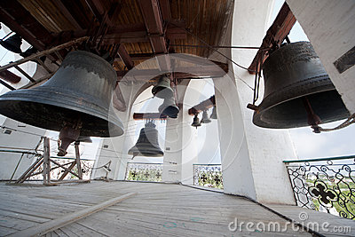 Bells in Holy Resurrection church