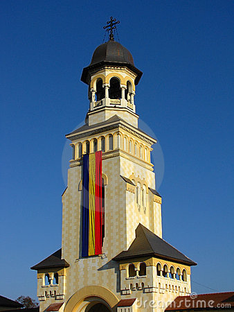 Belltower of Archiepiscopal Cathedral, Alba Iulia