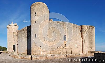 Bellver城堡majorca