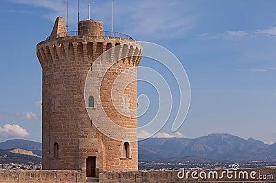 Bellver Castle, Palma, Majorca