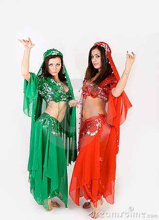 Free Belly Dancing Royalty Free Stock Images - 13058319