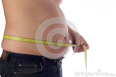 Belly measuring