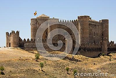 Belmonte Castle - La Mancha - Spain