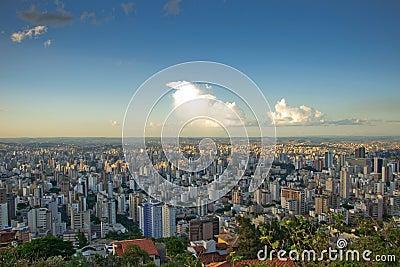 Belo Horizonte view