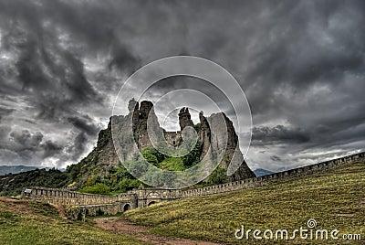 Belogradchishki skali, Bulgaria