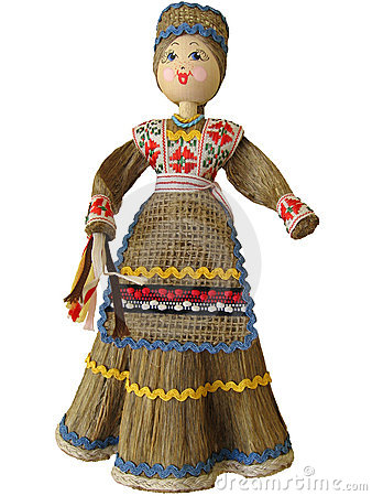 Belorussian doll.