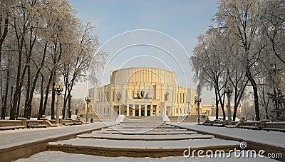 Belorussian Opera and Ballet Theatre