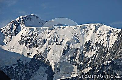 Belukha mountain 4506m, Altai, Russia