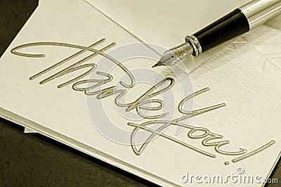 Bemärk tackar dig