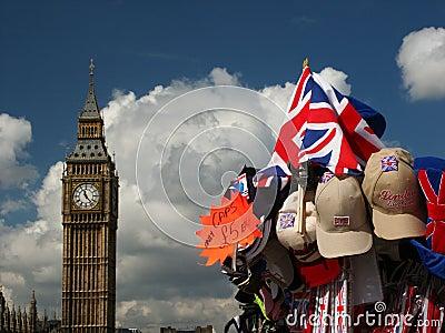 Ben μεγάλη Αγγλία Λονδίνο