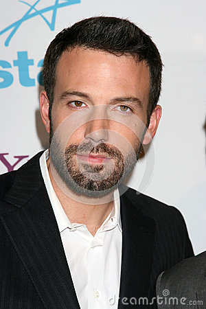 Ben Affleck Editorial Stock Photo