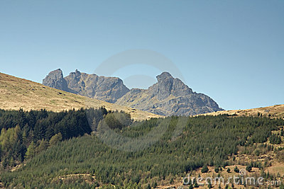 Ben Arthur (The Cobbler), Arrochar, Scotland