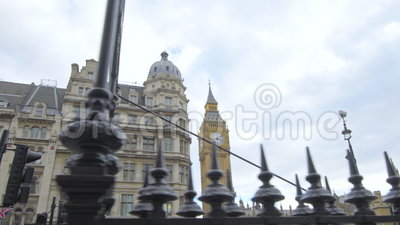 ben duży domów parlament zdjęcie wideo