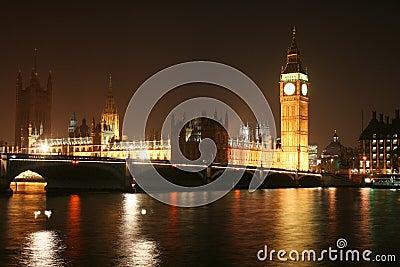 Ben duży London