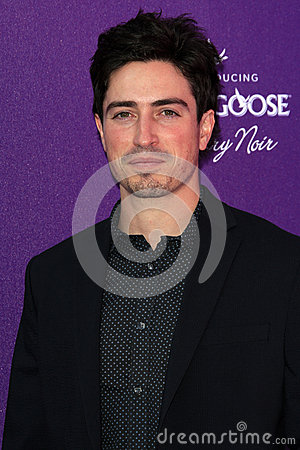 Ben Feldman arriving at 11th Annual Chrysalis Butterfly Ball Editorial Photo