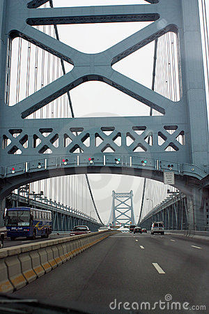 Ben franklin γεφυρών