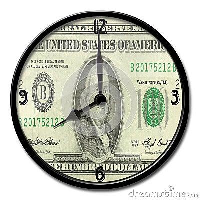 Ben Franklin Clock