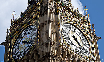 Ben grande en Londres Inglaterra
