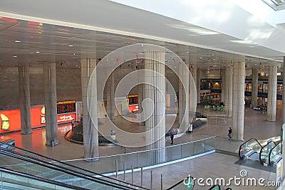 Ben Gurion Airport. Tel Aviv Editorial Photography