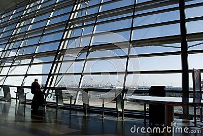 Ben Gurion (airport in Tel Aviv, Israel) Editorial Image