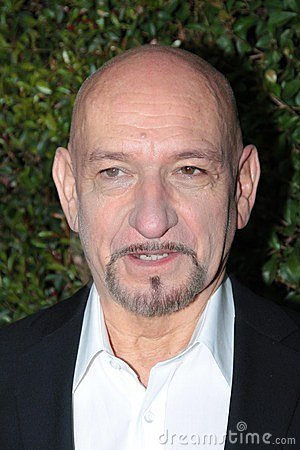 Ben Kingsley,  Editorial Photo