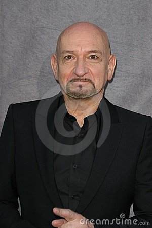 Ben Kingsley Editorial Stock Photo