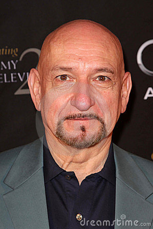 Ben Kingsley, Four Seasons Editorial Stock Image